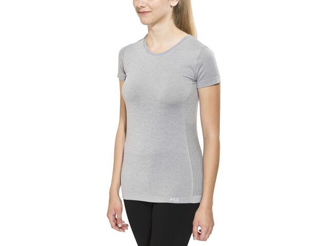Kari Traa Kristina T-shirt Dames, grijs